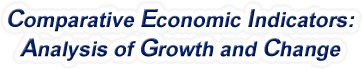 Connecticut - Comparative Economic Indicators: Analysis of Growth and Change, 1969-2016